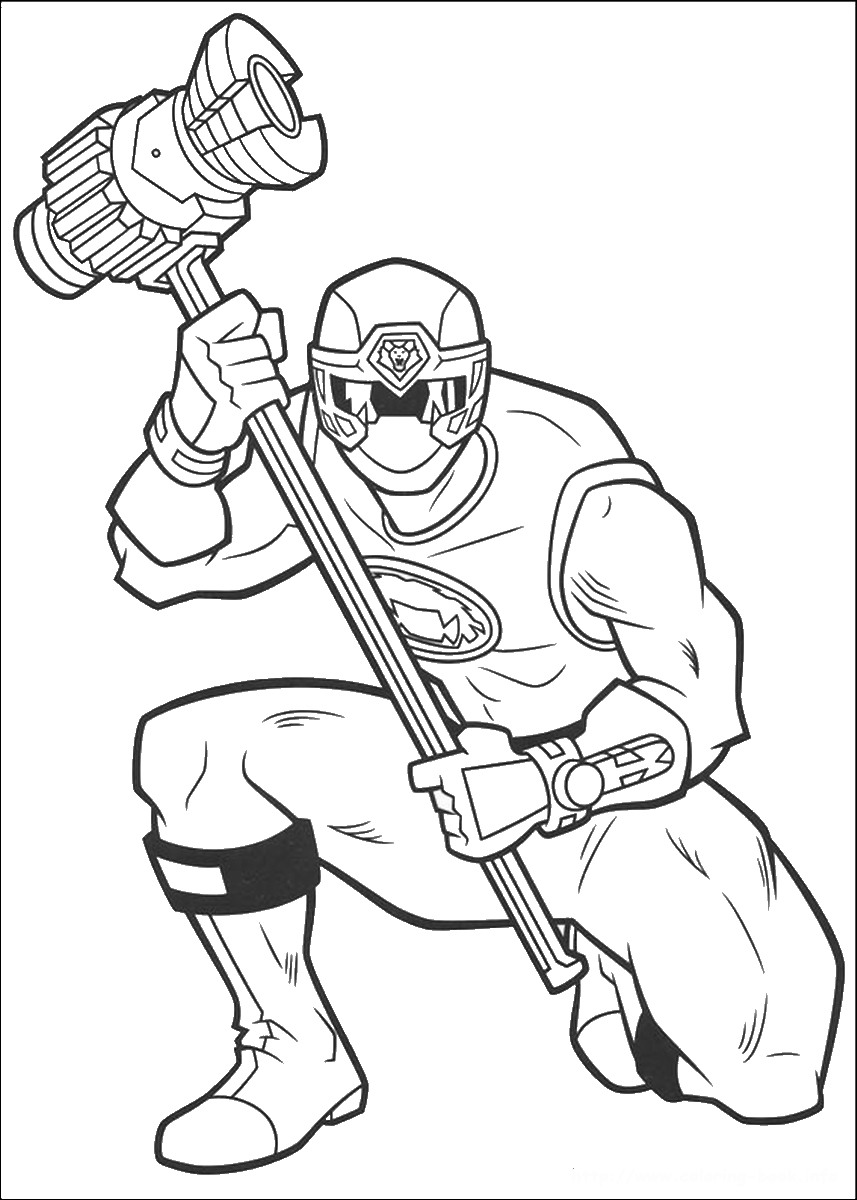 power rangers movie coloring pages printable power rangers samurai picture to color power rangers movie power coloring pages