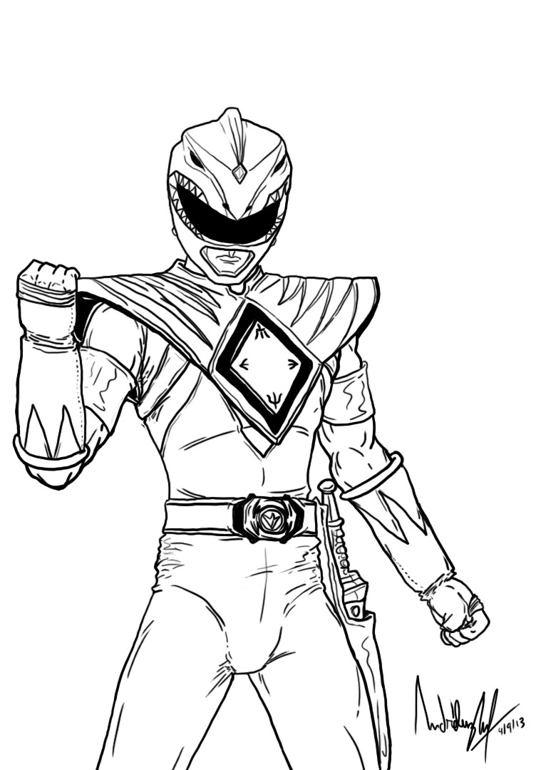 power rangers pictures to color free printable powerrangers megaforce coloring pages pictures power color rangers to