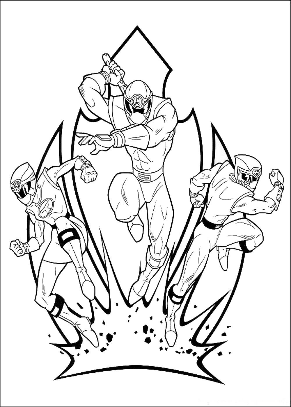 power rangers pictures to color power rangers coloring pages to power color rangers pictures