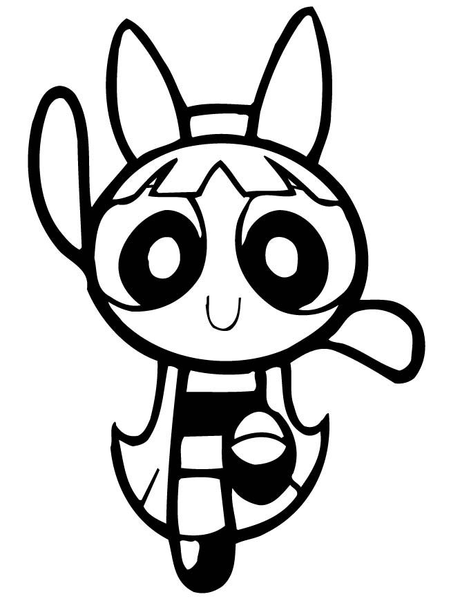 powerpuff girls coloring pages bubbles powerpuff girls bubbles coloring pages getcoloringpagescom powerpuff bubbles girls pages coloring