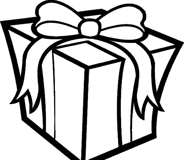 present coloring pages christmas coloring pictures christmas day free coloring pages present