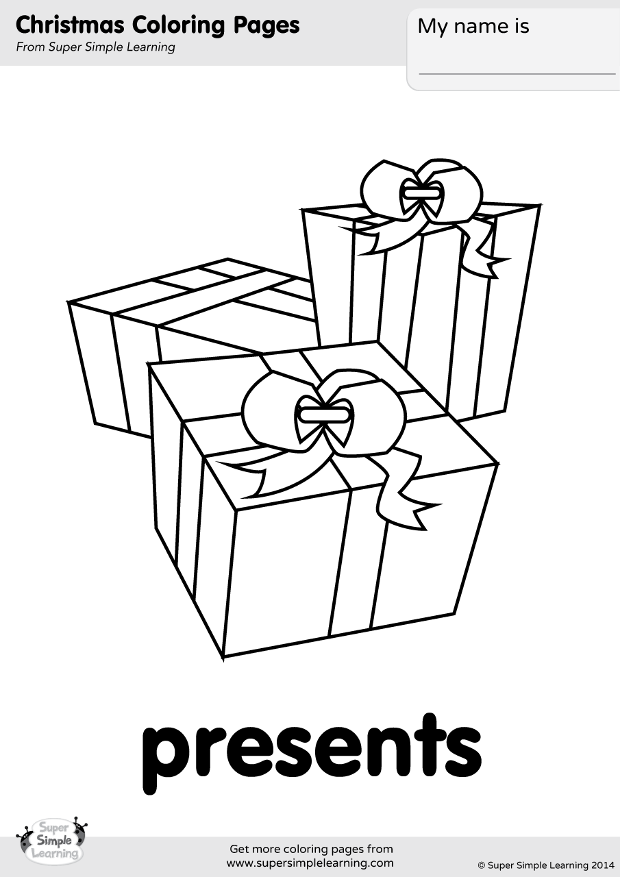 present coloring pages christmas gifts coloring page coloring sky present coloring pages