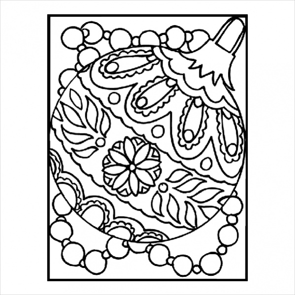 present coloring pages christmas wreath coloring page crafting the word of god pages present coloring
