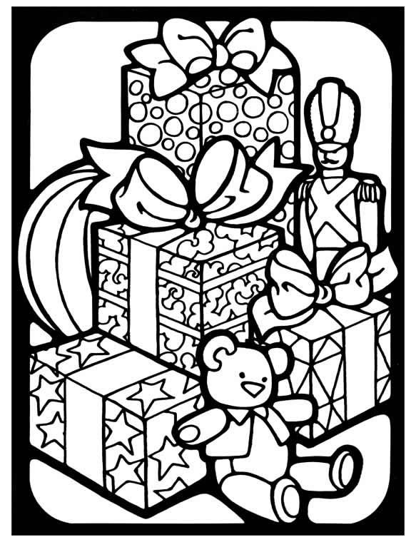 present coloring pages present coloring pages present pages coloring