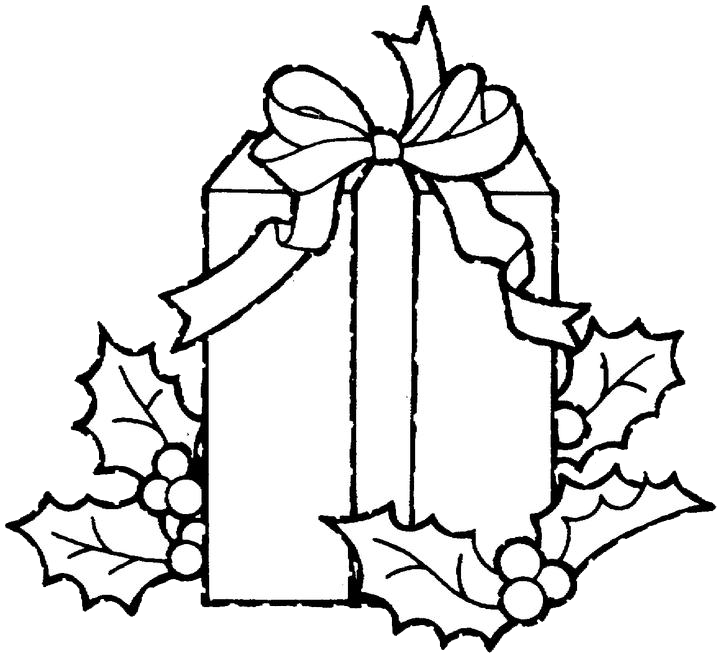 present coloring pages stained glass christmas to color black and white clipart present coloring pages