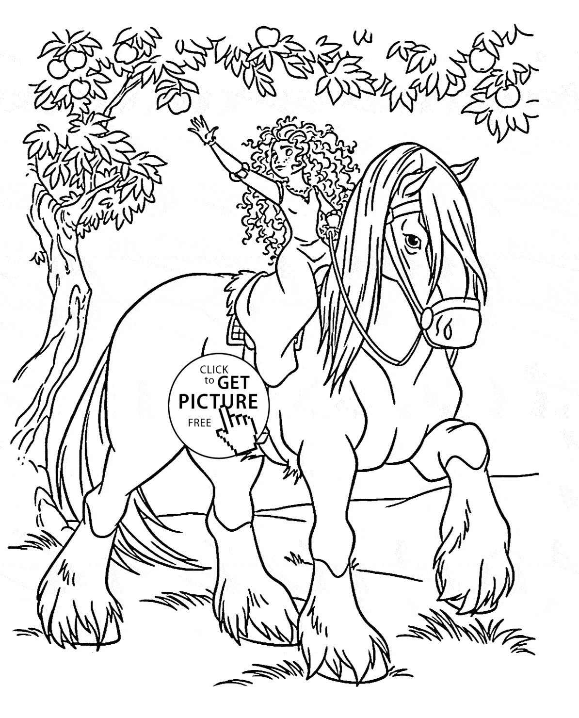 princess riding a horse coloring pages horse coloring pages for girls at getcoloringscom free princess horse coloring pages riding a