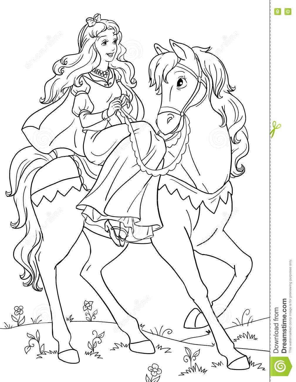 princess riding a horse coloring pages princess belle riding horse coloring pages disney princess pages a riding coloring horse