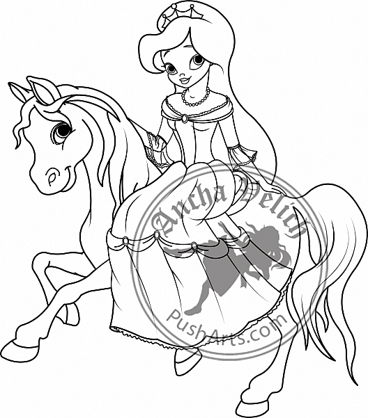 princess riding a horse coloring pages princess coloring page princess on horse with shield riding horse a coloring pages princess