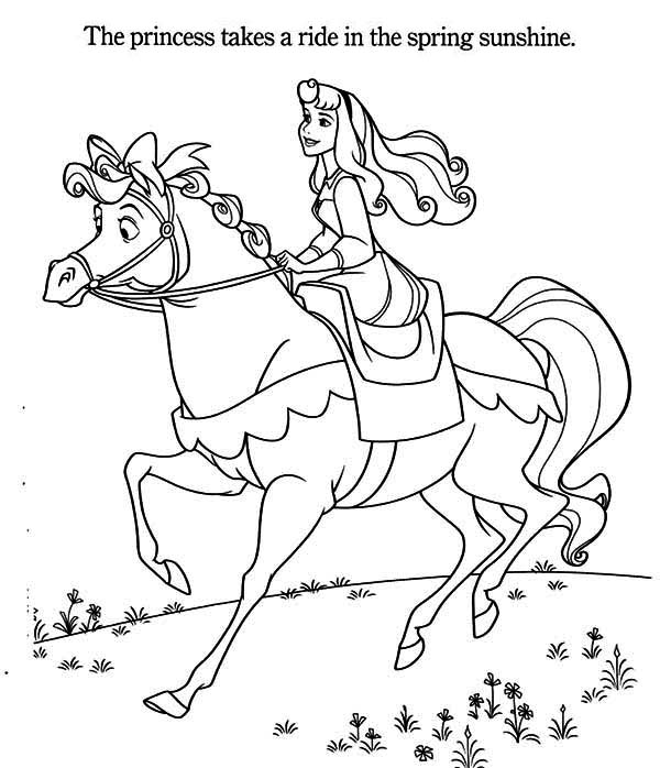 princess riding a horse coloring pages the princess riding on her horse coloring pages printable horse riding coloring princess a pages
