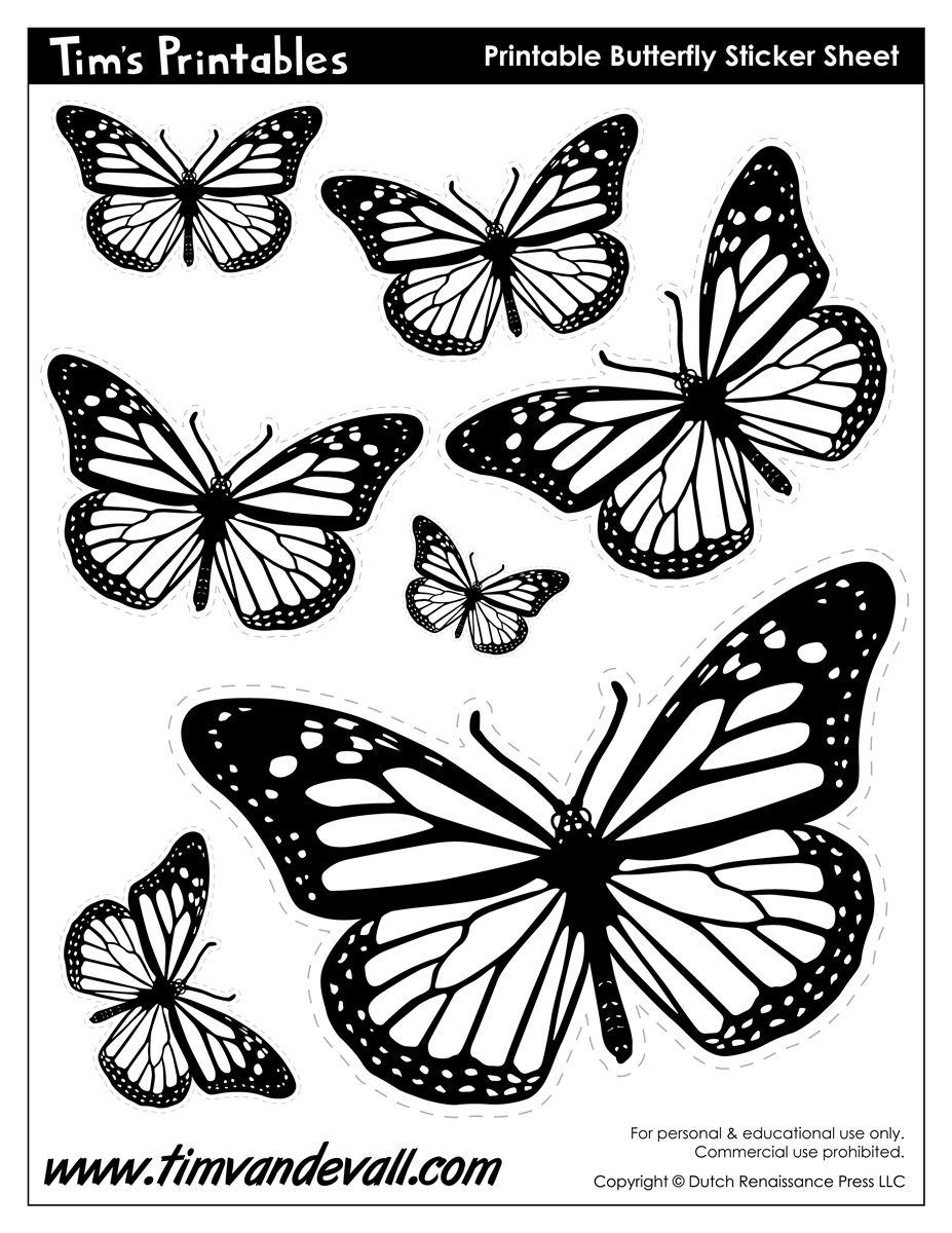 printable butterflies 28 butterfly templates printable crafts colouring butterflies printable