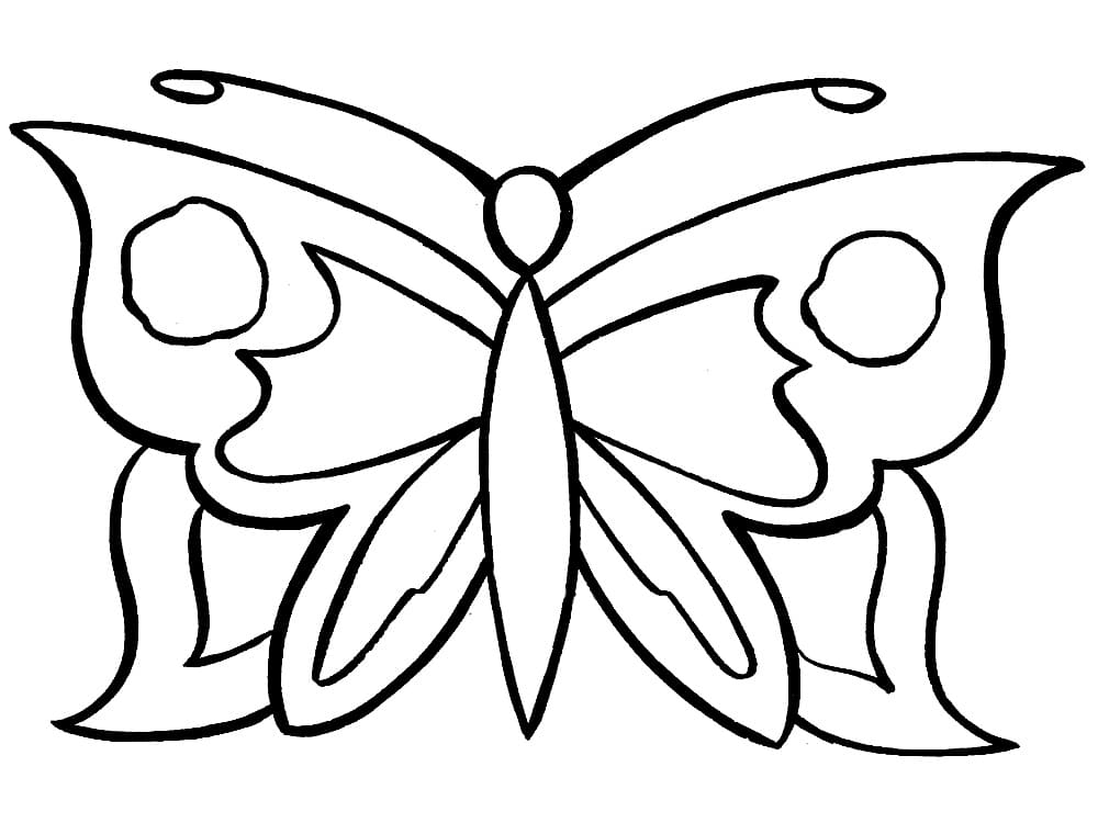 printable butterfly coloring page free printable butterfly colouring pages in the playroom butterfly page coloring printable