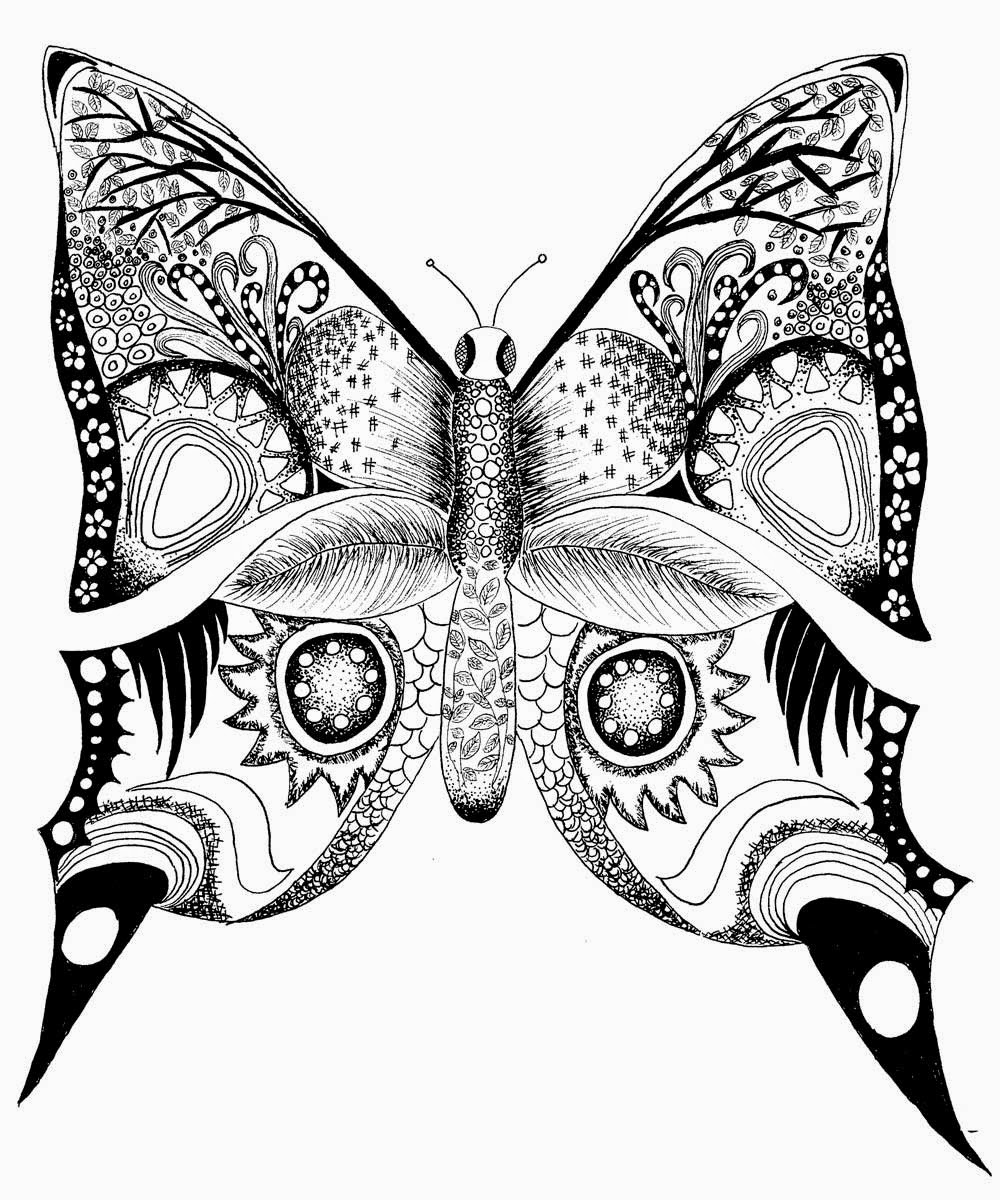 printable butterfly coloring page monarch butterfly coloring pages to print free coloring page coloring butterfly printable
