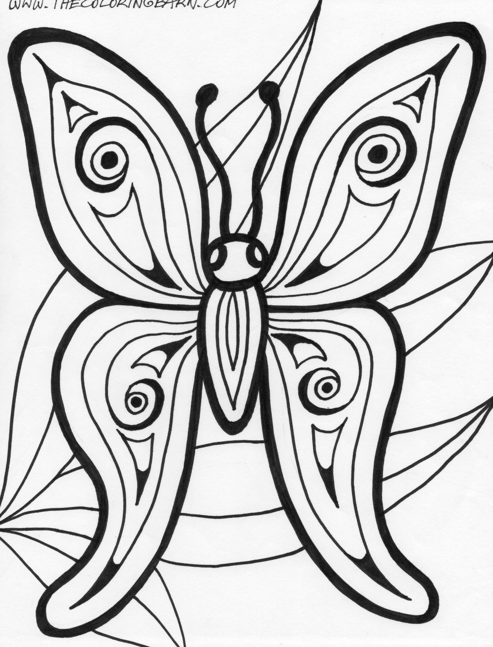 printable butterfly coloring page printable butterfly coloring pages for kids cool2bkids page printable butterfly coloring