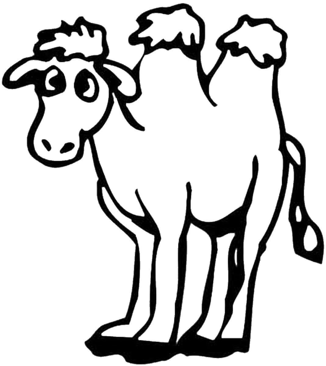 printable camel camel coloring pages for students preschool and kindergarten camel printable
