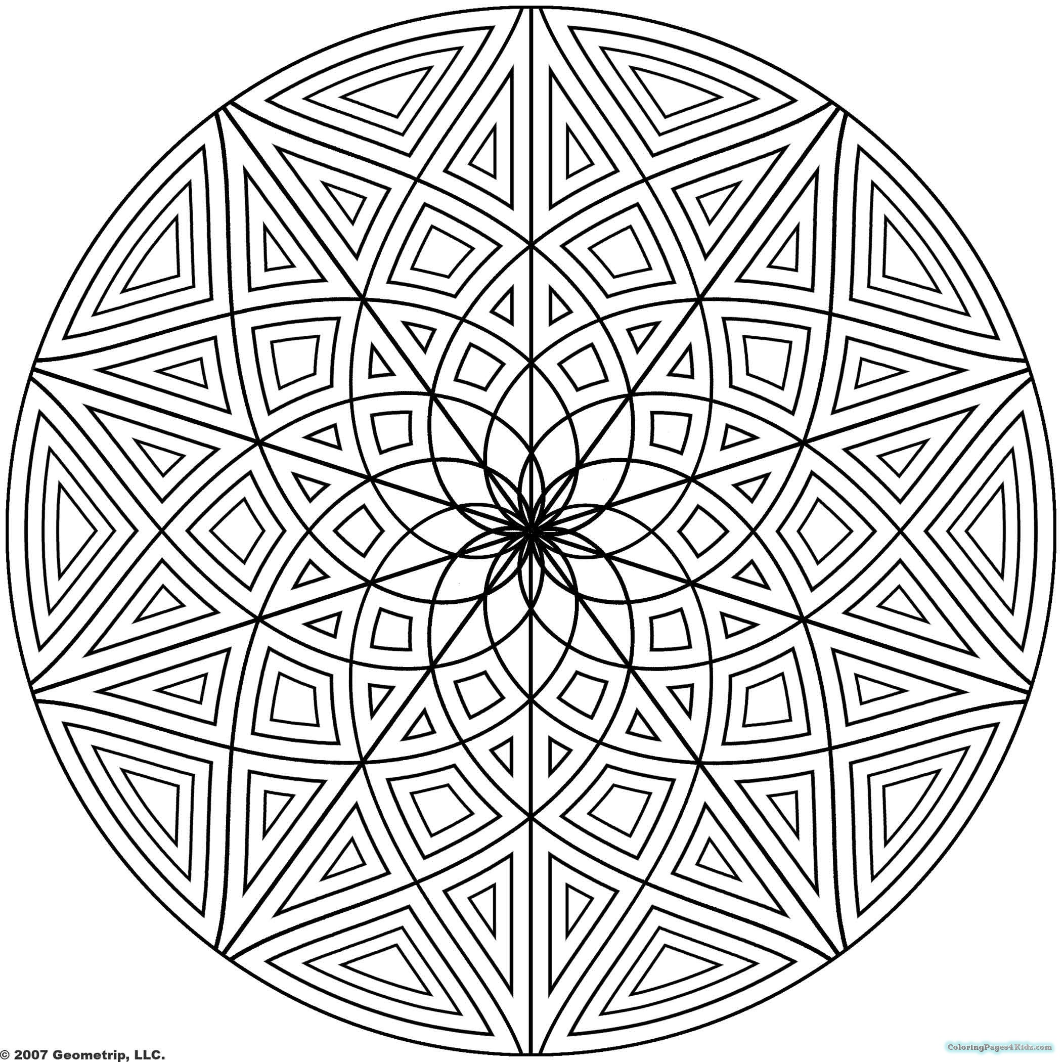 printable coloring designs mosaic patterns coloring pages coloring home printable coloring designs