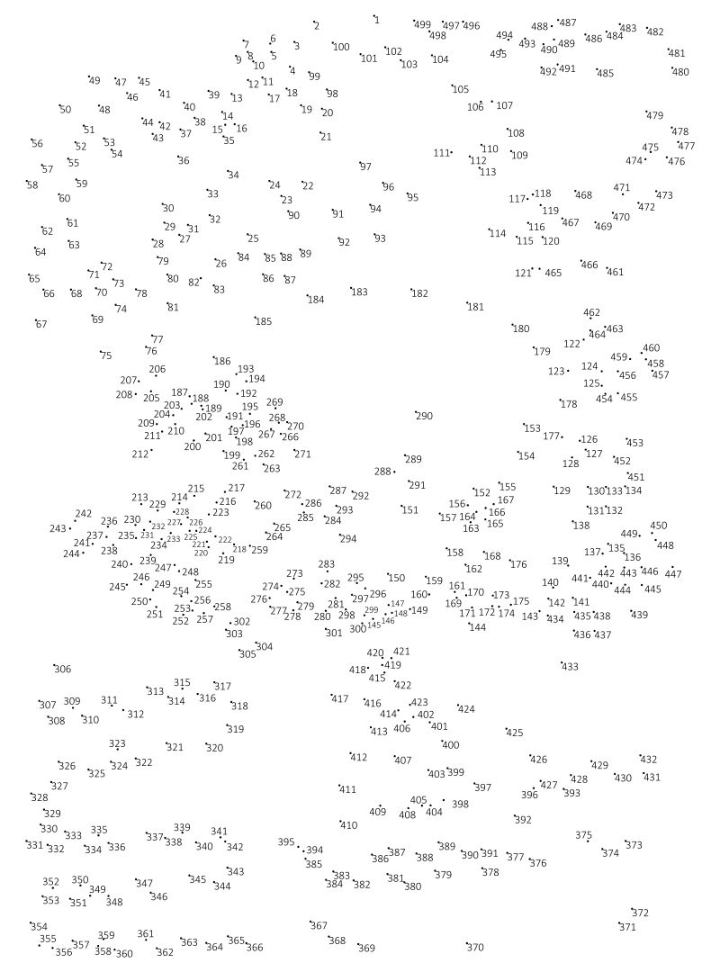 printable dot to dots to 1000 7 best images of connect the dots 1 1000 printable hard dot to 1000 to printable dots