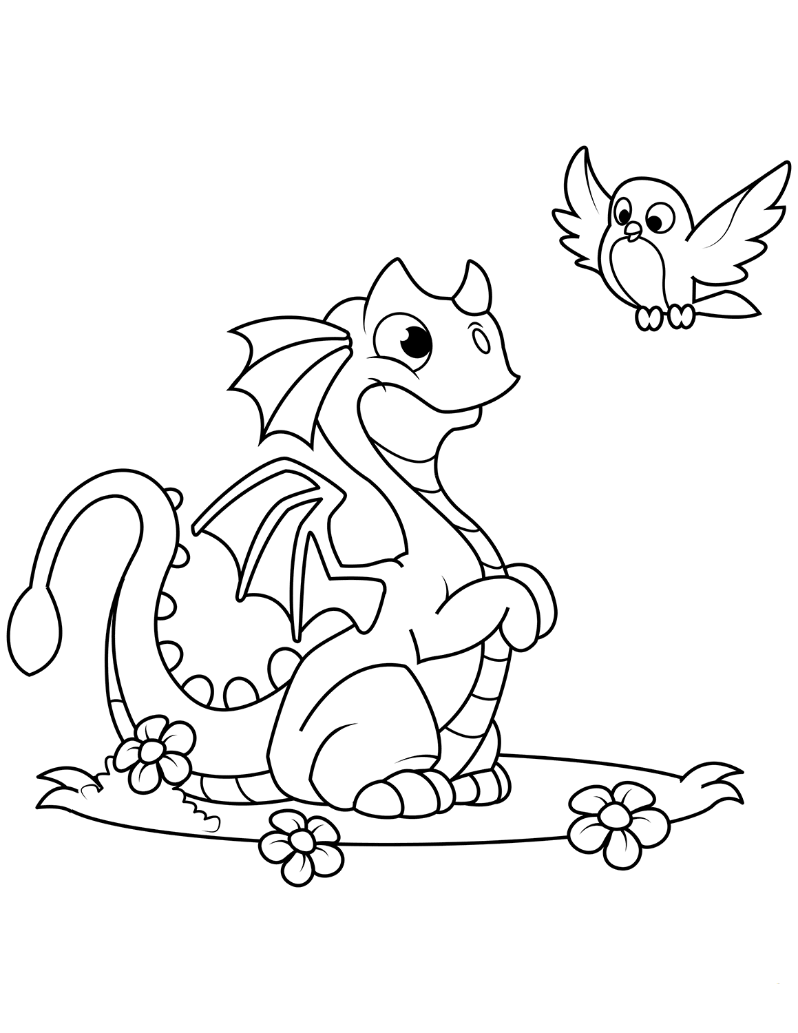 printable dragon pictures printable dragon coloring pages for kids cool2bkids printable dragon pictures