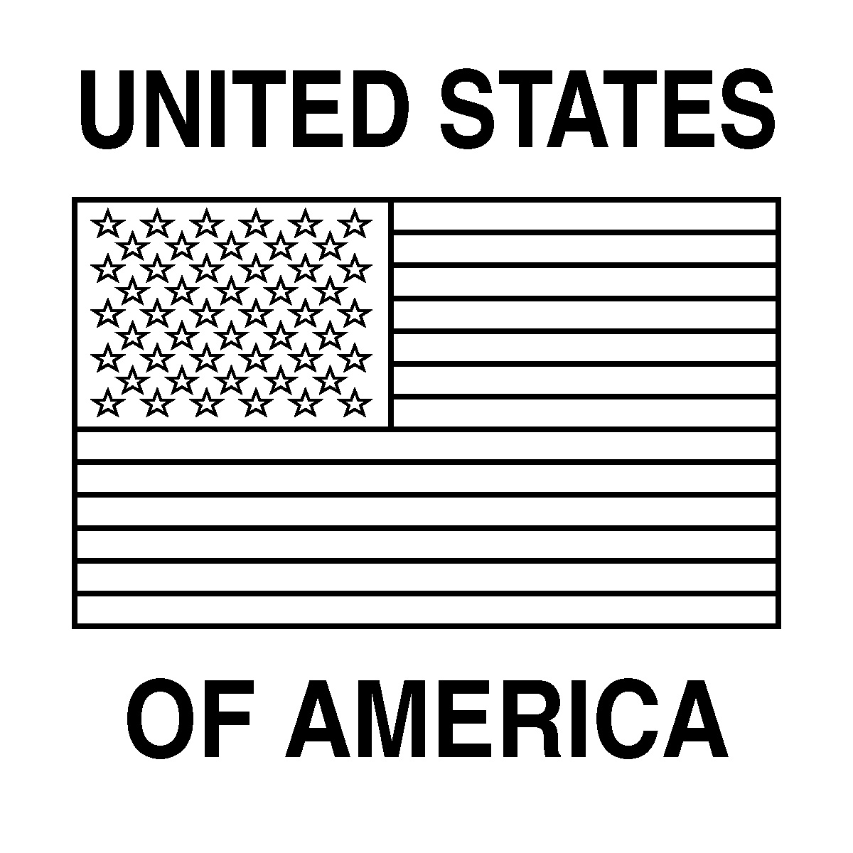 printable flags to colour 6 best images of american flag full page printable to flags colour printable
