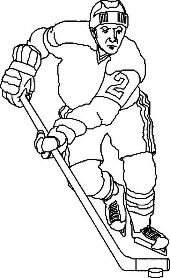 printable hockey coloring pages hockey coloring and drawing page sports coloring pages coloring pages hockey printable