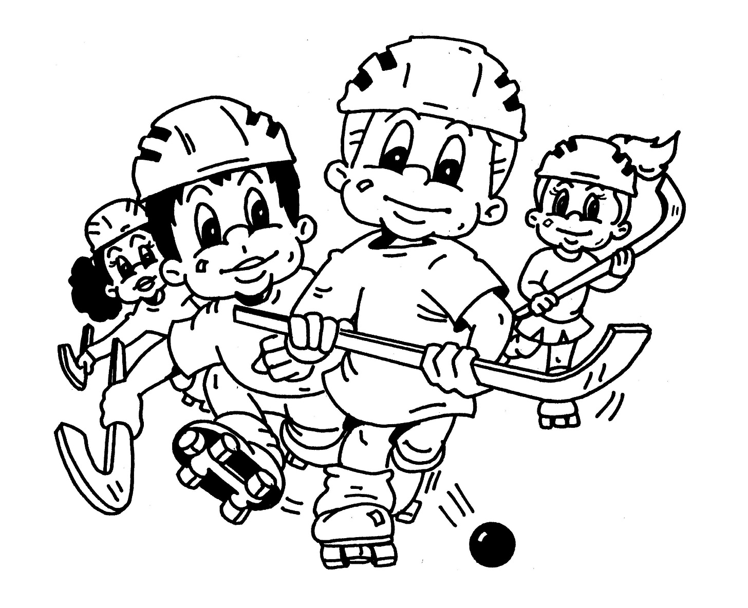 printable hockey coloring pages kids playing hockey coloring page free printable printable pages hockey coloring