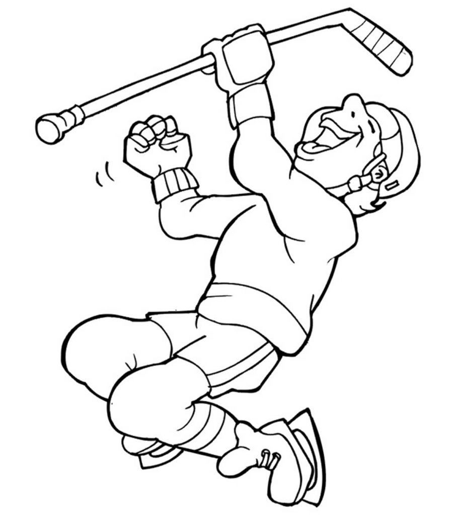 printable hockey coloring pages top 10 free printable hockey coloring pages online hockey coloring printable pages
