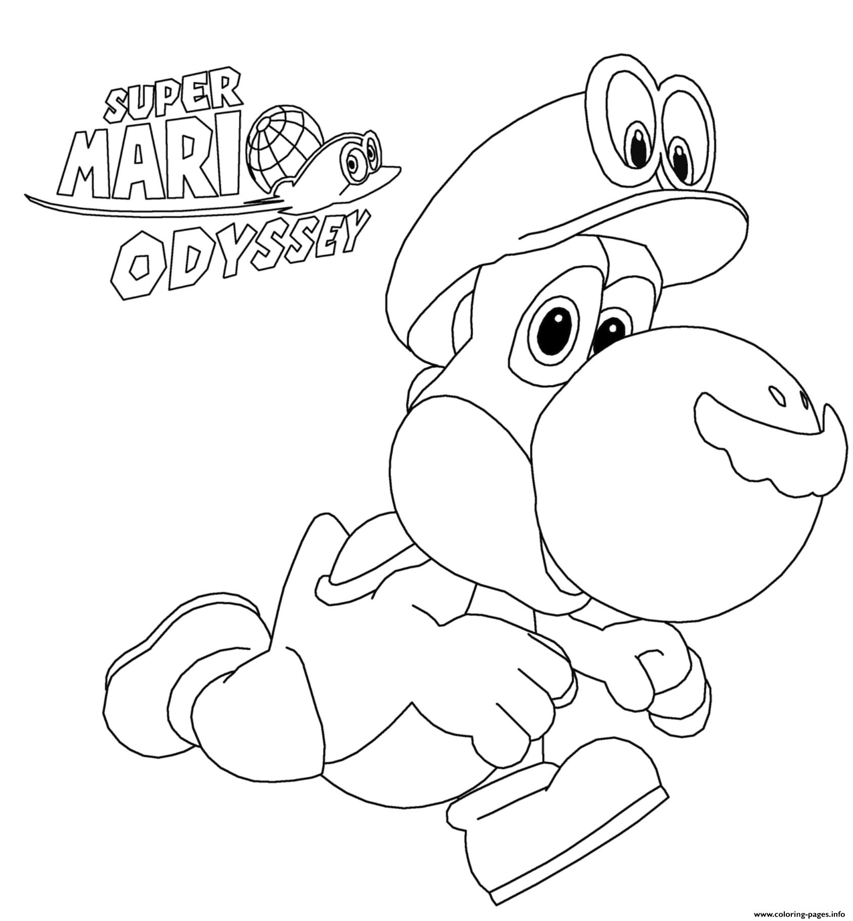 printable mario odyssey coloring pages printable coloring super mario odyssey free mario galaxy coloring pages mario odyssey printable
