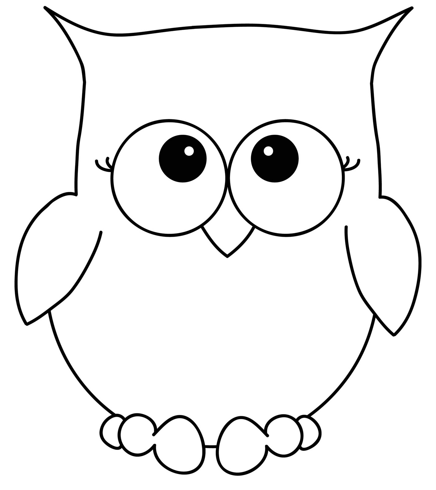 printable owl free owl coloring pages for adults printable to download owl printable