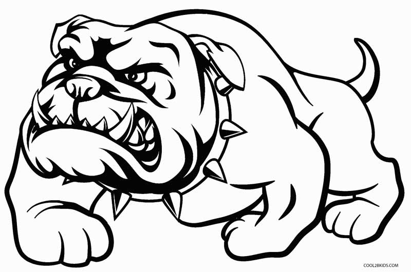 printable picture of a dog dog outline vector illustration annthegran of picture a printable dog
