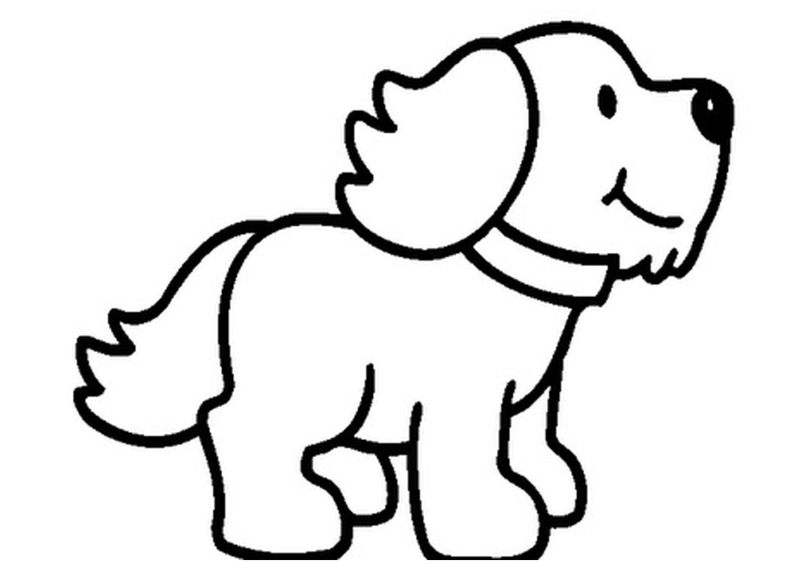 printable picture of a dog puppy dog coloring pages to download and print for free printable of dog a picture