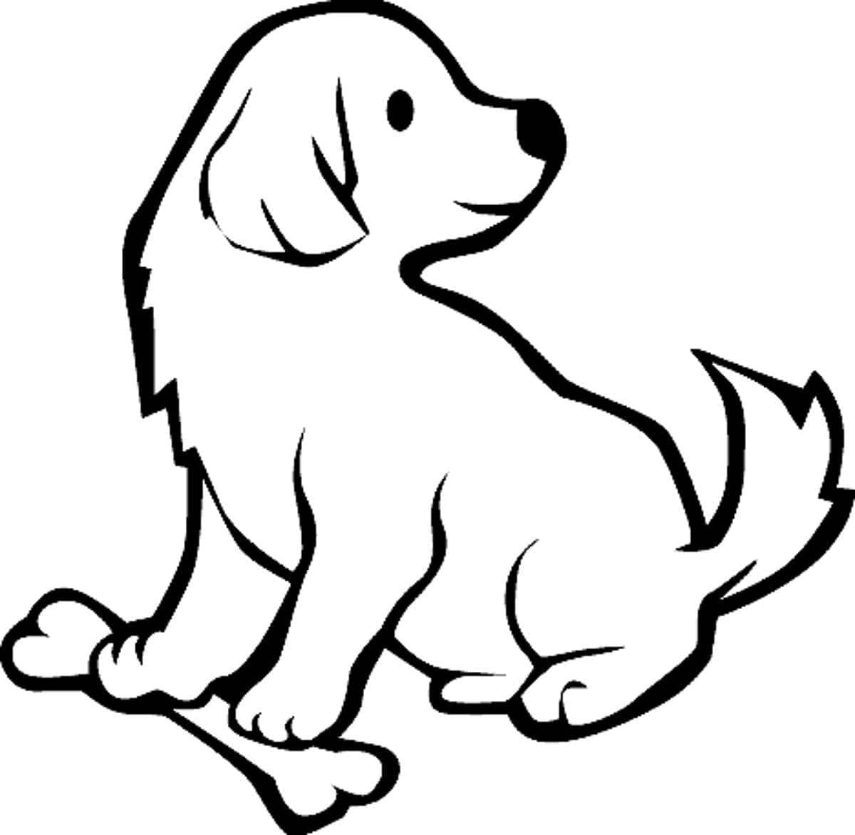 printable picture of a dog puppy dog pals coloring pages to download and print for free a printable dog of picture