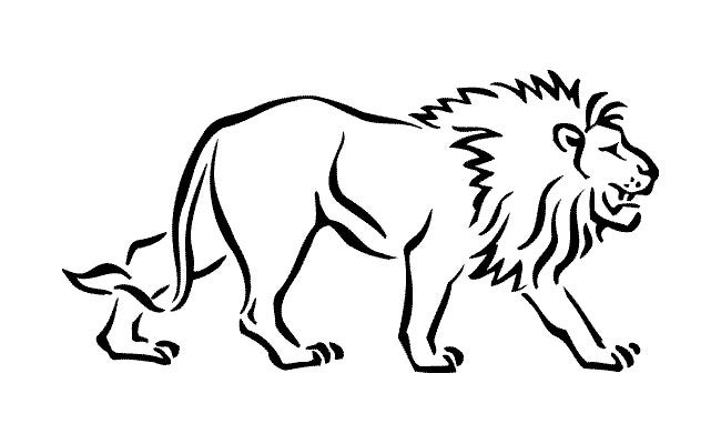 printable pictures of lions lion face coloring pages getcoloringpagescom pictures printable of lions