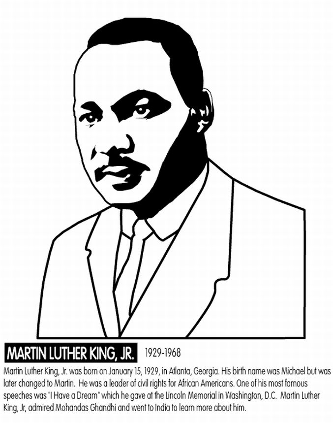 printable pictures of martin luther king dr martin luther king jr39s life and accomplishments luther pictures martin of printable king