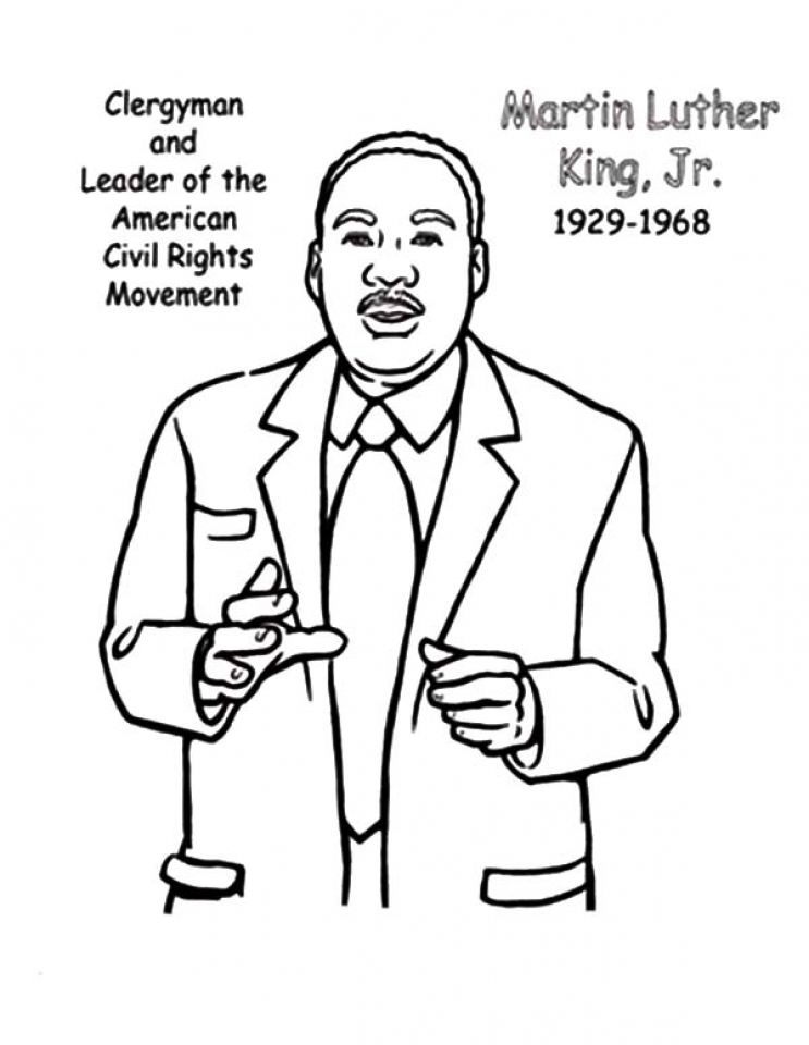 printable pictures of martin luther king get this martin luther king jr coloring pages free for martin of luther printable king pictures