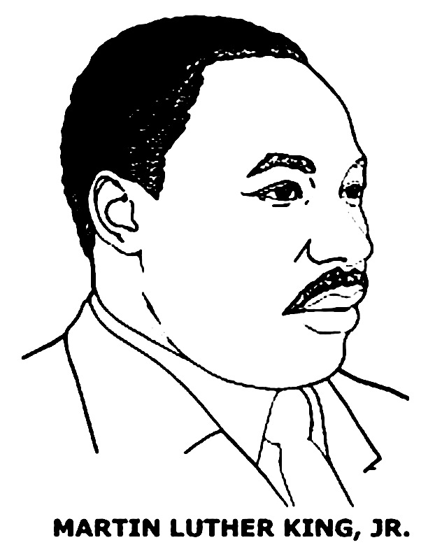 printable pictures of martin luther king martin luther king jr pages coloring pages printable king martin of pictures luther