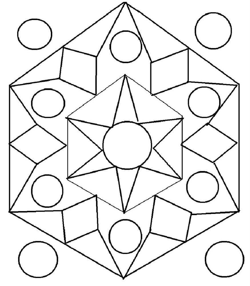 printable rangoli coloring pages 1289 best images about mandalas on pinterest dibujo printable pages rangoli coloring
