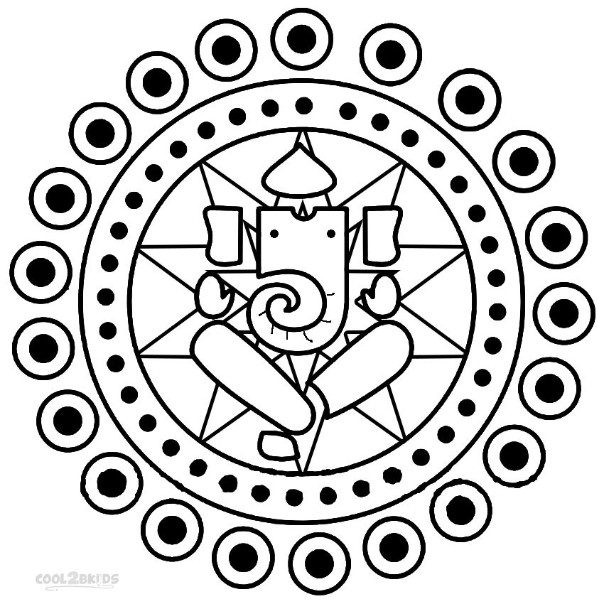 printable rangoli coloring pages free printable rangoli coloring pages for kids rangoli printable coloring pages