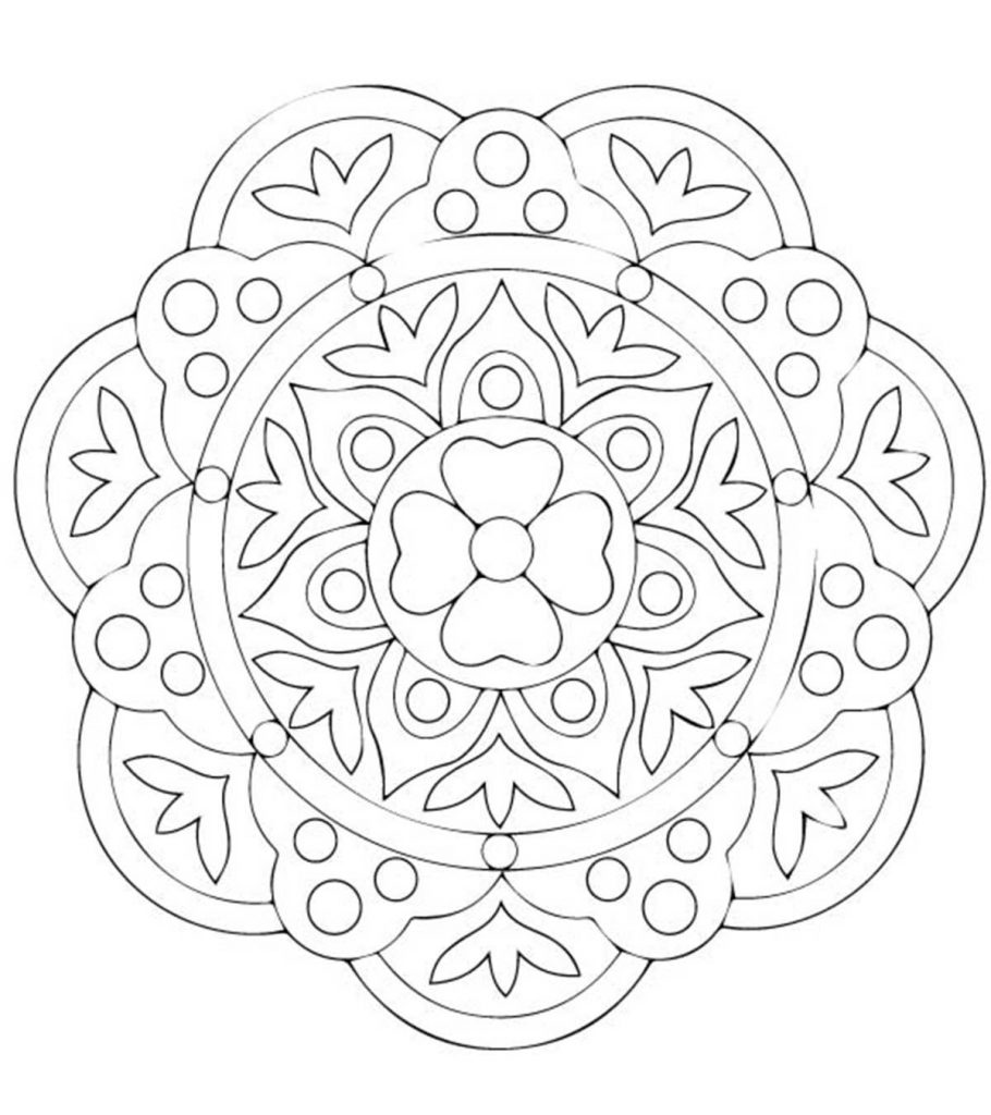 printable rangoli coloring pages rangoli coloring pages to download and print for free rangoli pages coloring printable