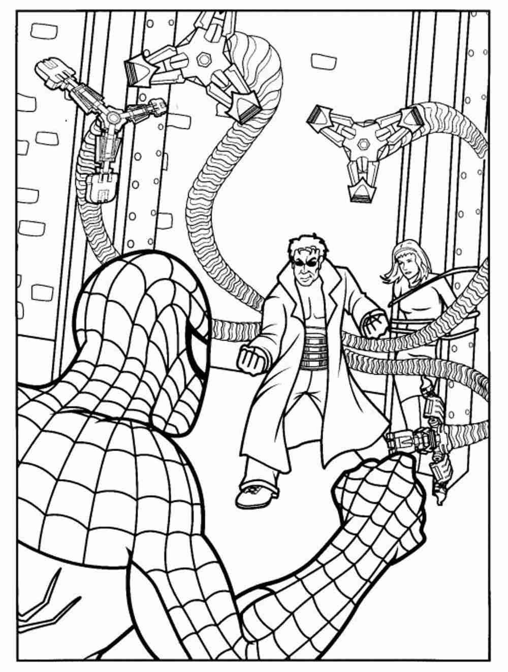 printable spiderman coloring pages coloring pages spiderman free printable coloring pages printable coloring pages spiderman