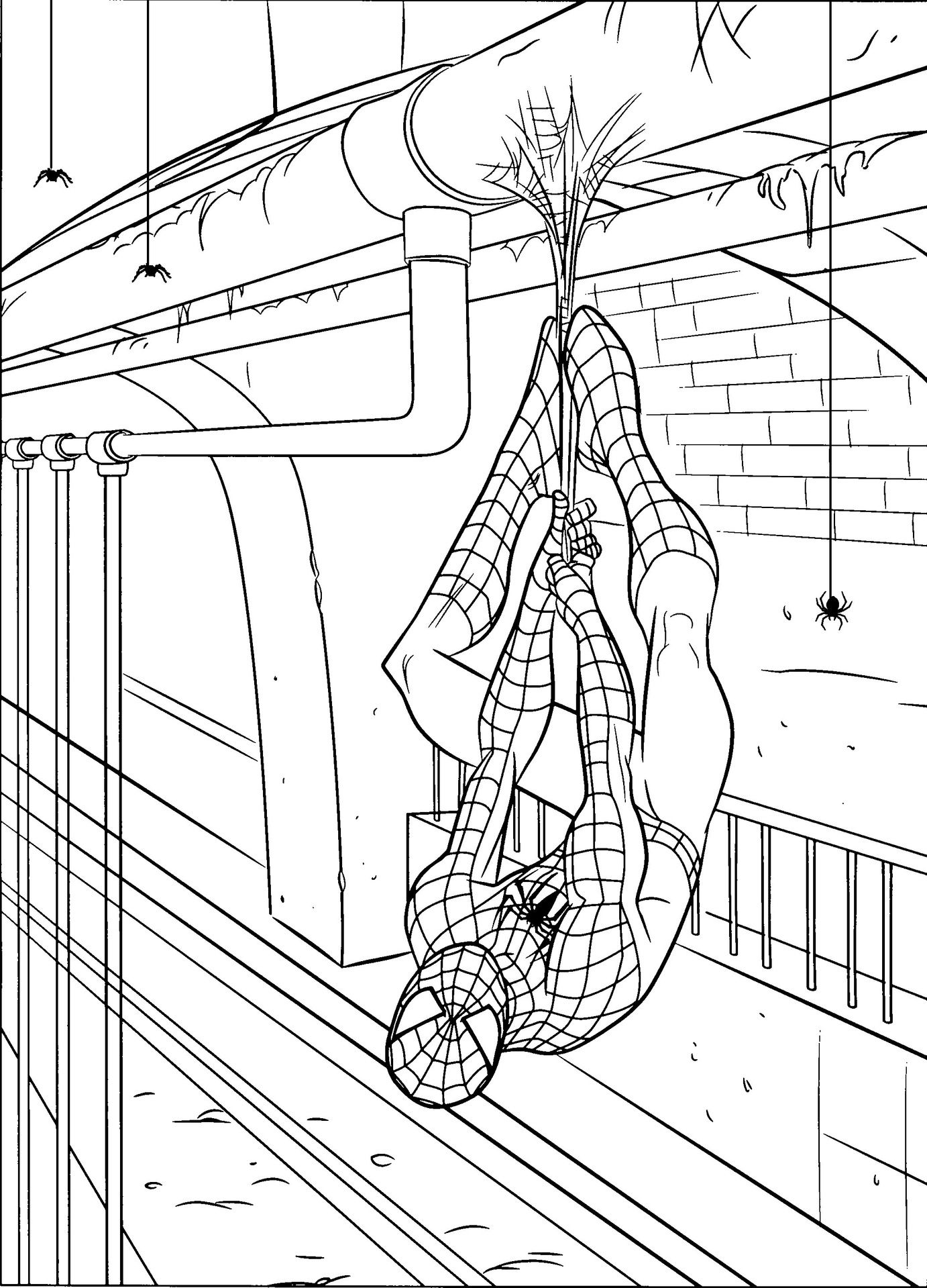 printable spiderman coloring pages interactive magazine coloring pictures of spiderman spiderman pages coloring printable