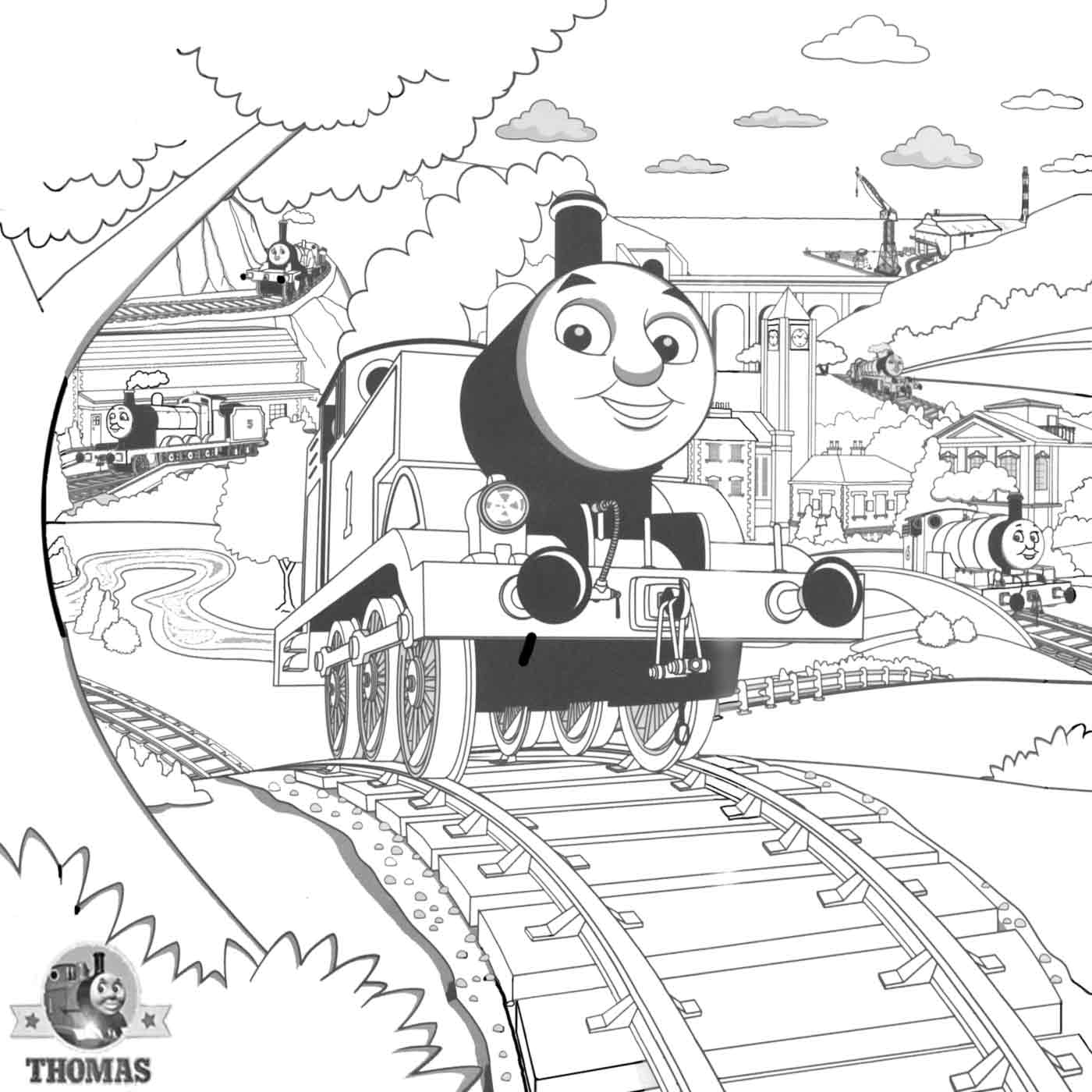 printable steam train coloring pages amazing steam train on railroad coloring page color luna train pages printable coloring steam