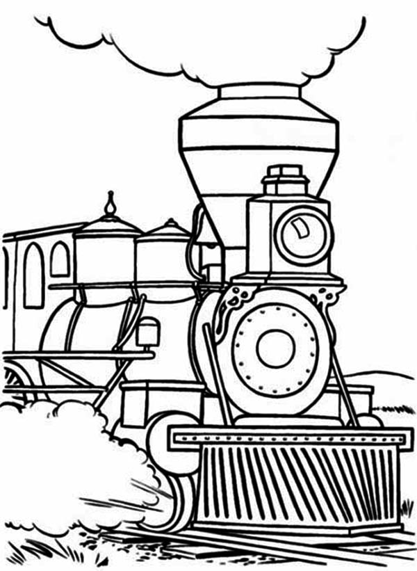 printable steam train coloring pages steam engine train coloring page create a printout or pages coloring steam train printable