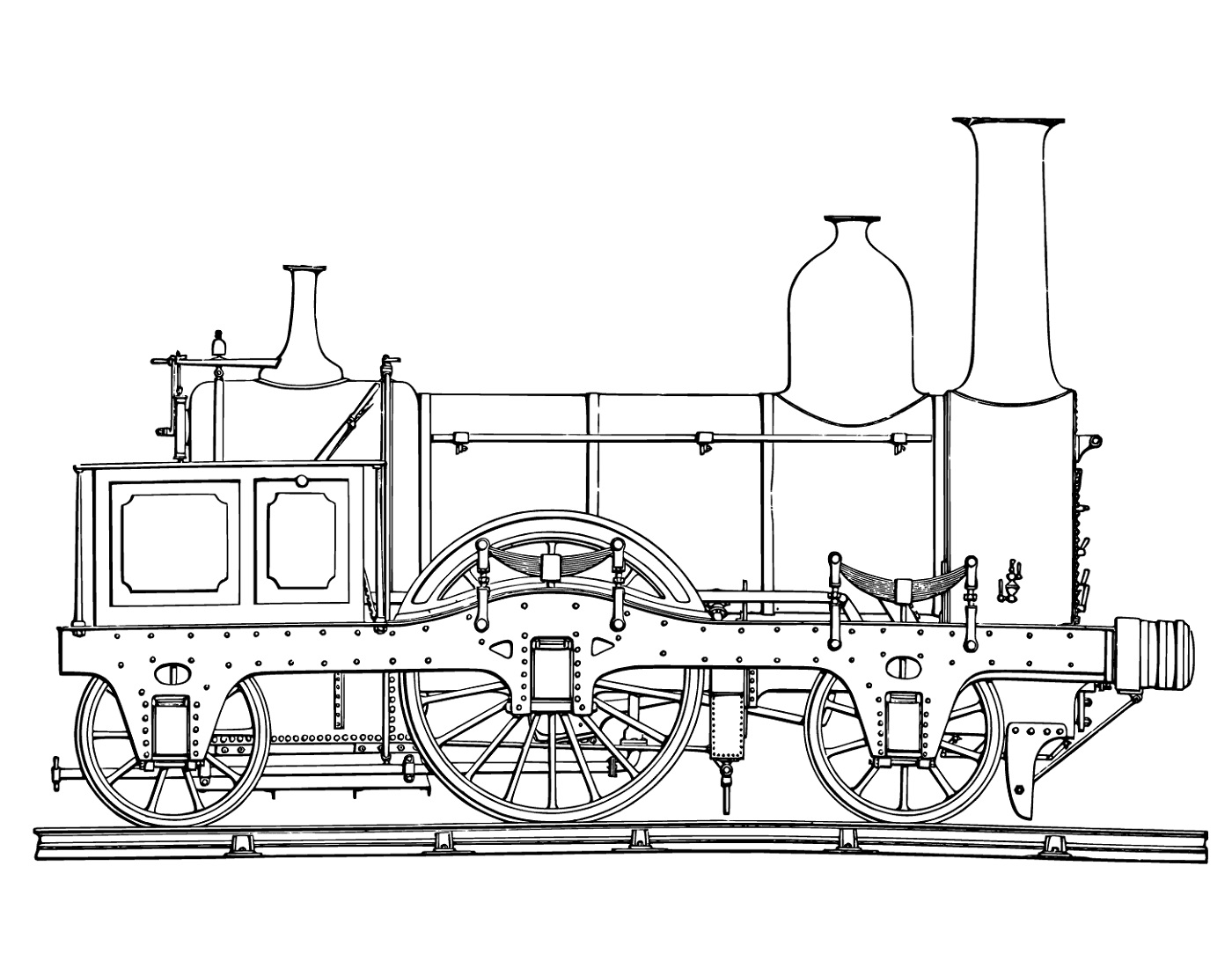 printable steam train coloring pages steam locomotive coloring page at getcoloringscom free pages steam train coloring printable
