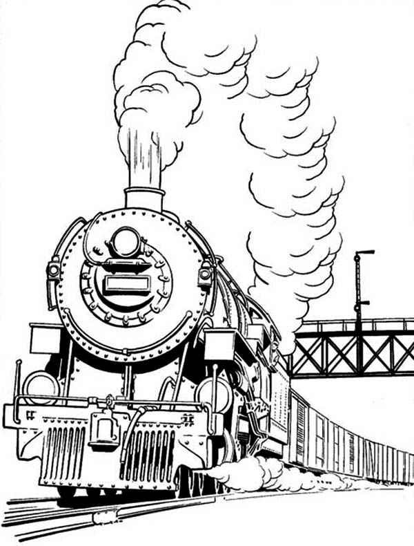 printable steam train coloring pages steam train free colouring pages pages printable steam train coloring