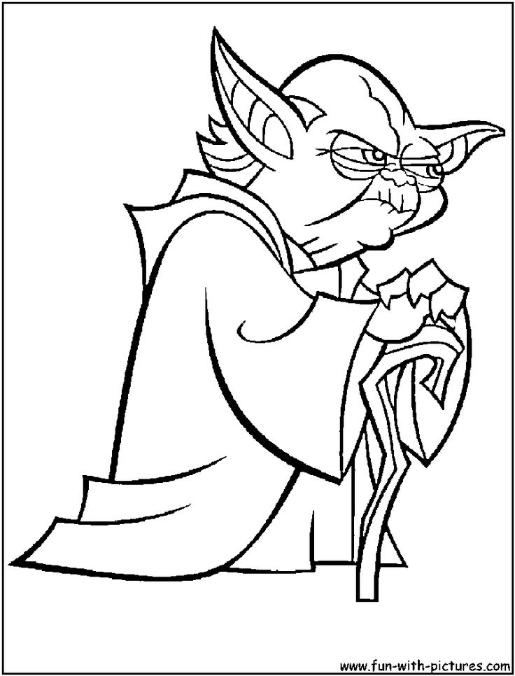 printable yoda coloring pages easy yoda coloring pages coloring pages printable yoda