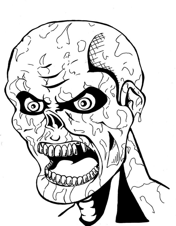 printable zombie coloring pages 30 zombie adult coloring books free printable coloring pages pages zombie printable coloring