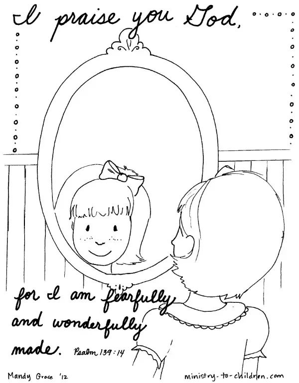 psalm 139 coloring page psalm 139 coloring page i praise you for i am fearfully page 139 psalm coloring