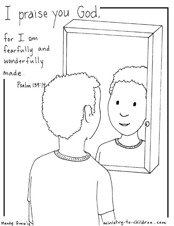 psalm 139 coloring page psalm 13914 coloring page from victory road coloring coloring 139 psalm page