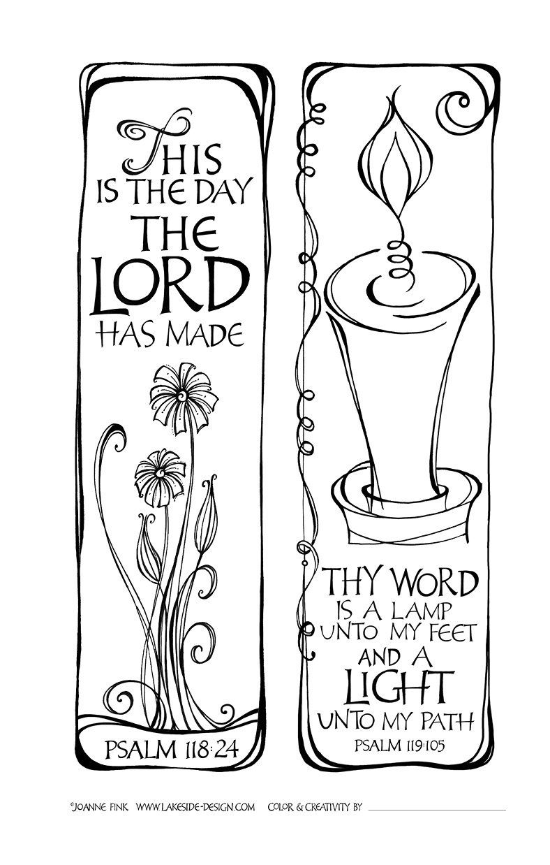 psalms 119 105 coloring page psalm 119105 coloring page sunday school pinterest 105 119 coloring page psalms