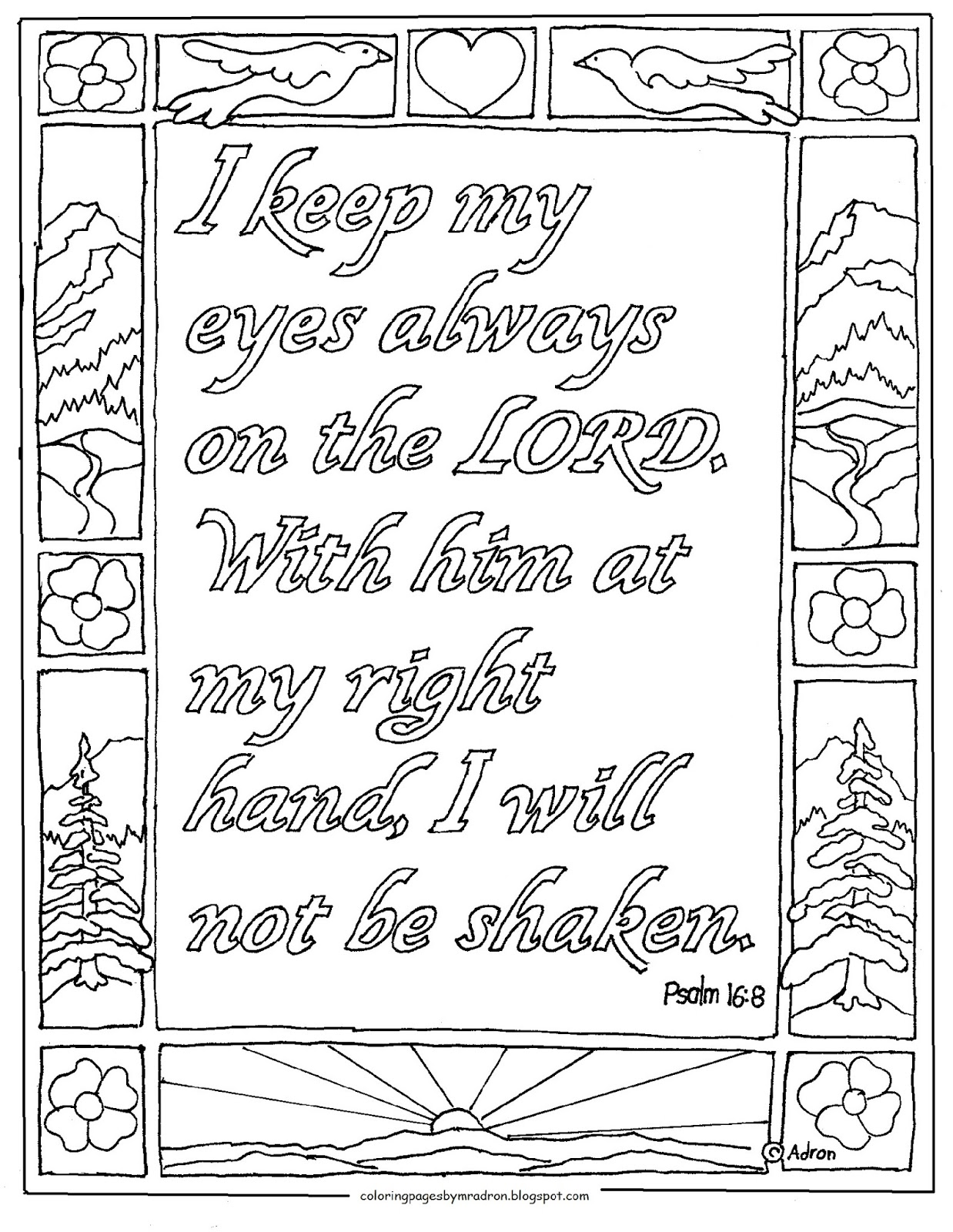 psalms coloring pages psalms coloring pages 85x11 illustrated children39s coloring psalms pages 1 1