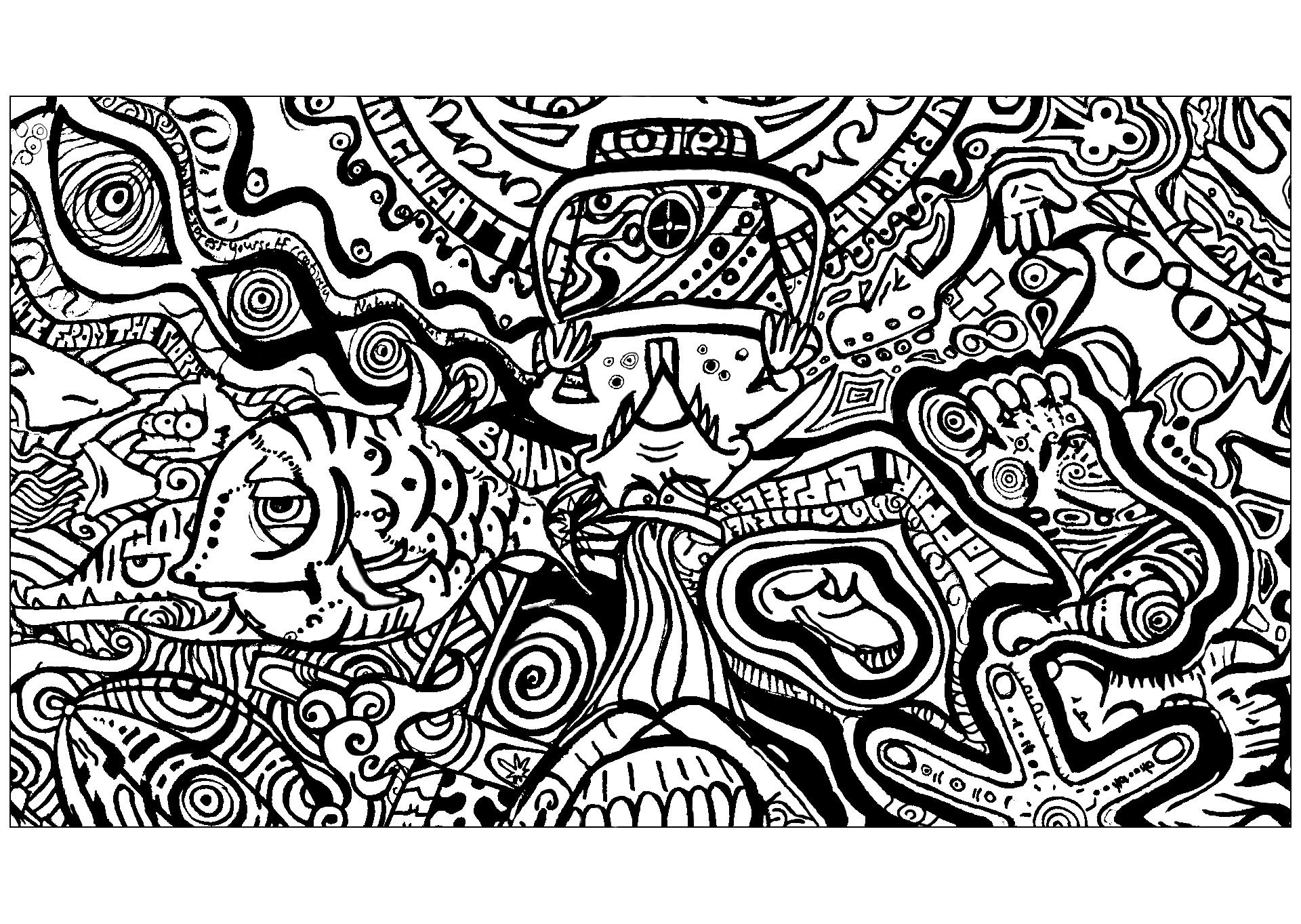 psychedelic coloring pages psychedelic 1bis psychedelic adult coloring pages psychedelic pages coloring